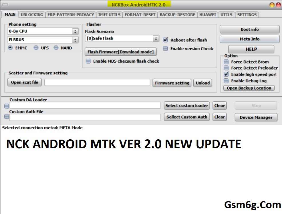 Nck androidmtk ver 2.0
